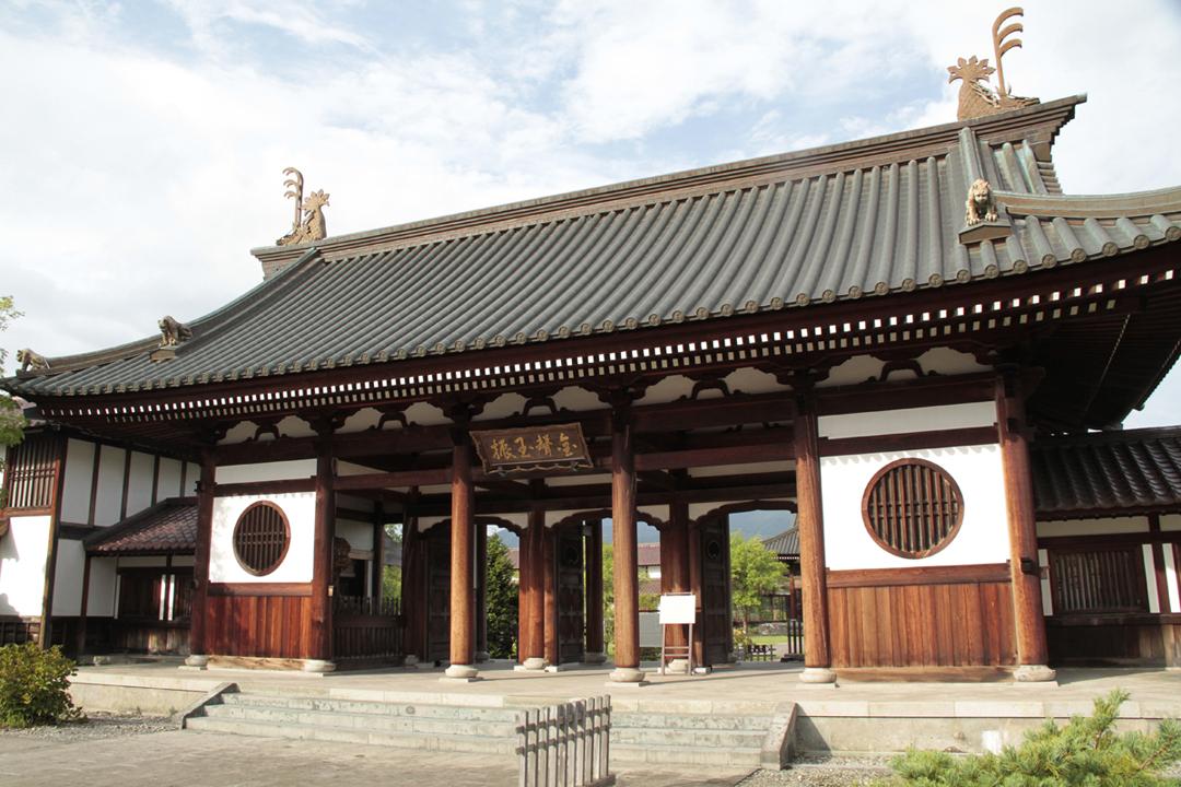 会津藩校 日新館