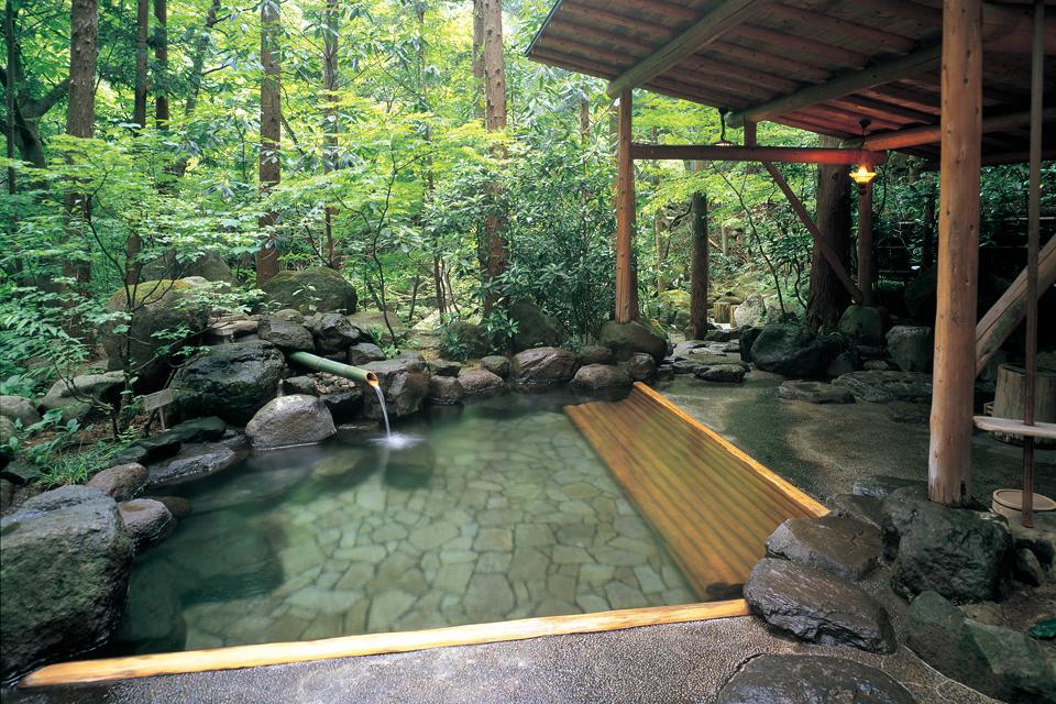 辰巳屋 山荘里の湯